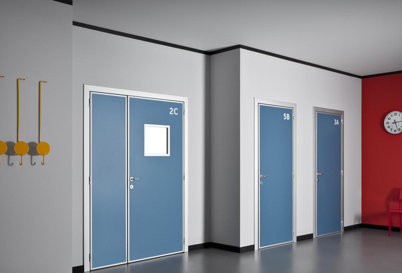 Porte da interno roma iaconi infissi for Porte a libro dwg